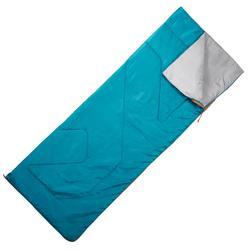 Saco Dormir Camping Quechua 20º Adulto Azul