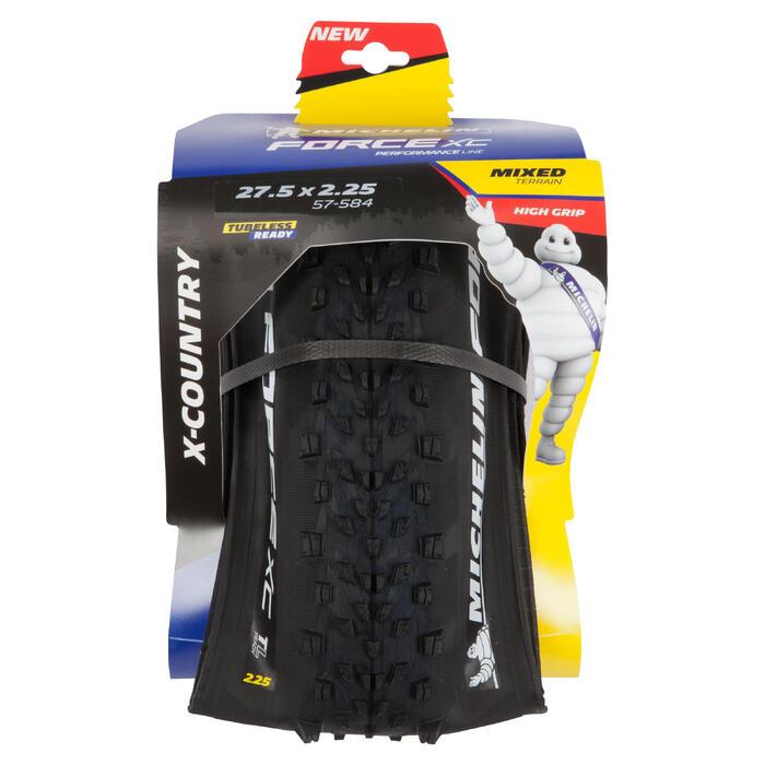Force XC Mountain Bike Tyre - Tubeless Ready