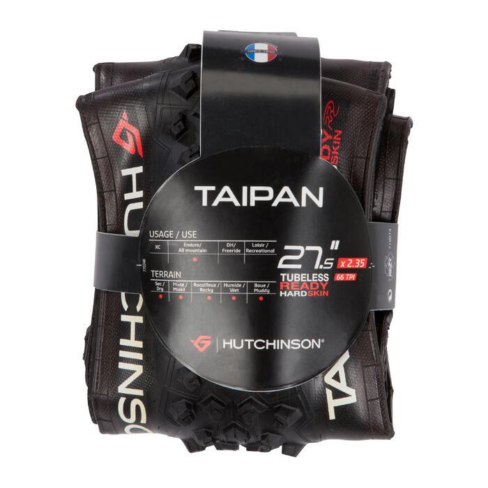 Neum. MTB Hutchinson Taipan 27,5X2,35 Tubeless Ready Hard Skin