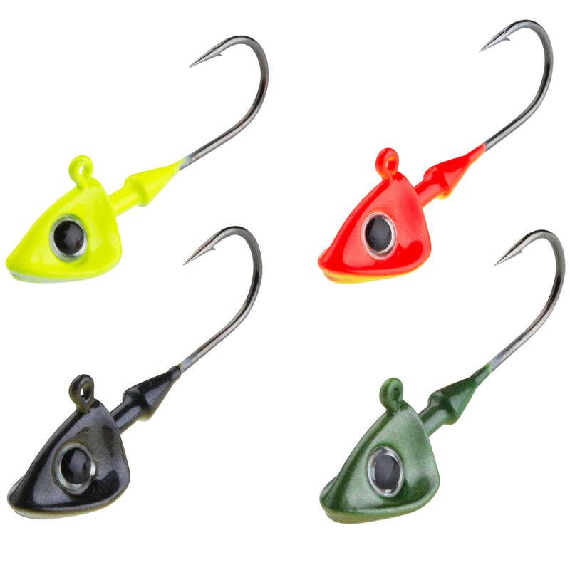 PLASZTIKCSALI SZERELÉKEK Horgászsport - Jigfej horgászathoz TP DA, 5 g CAPERLAN - Ragadozóhalak horgászata