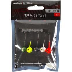 Bleiköpfe TP RD farbig 5 g