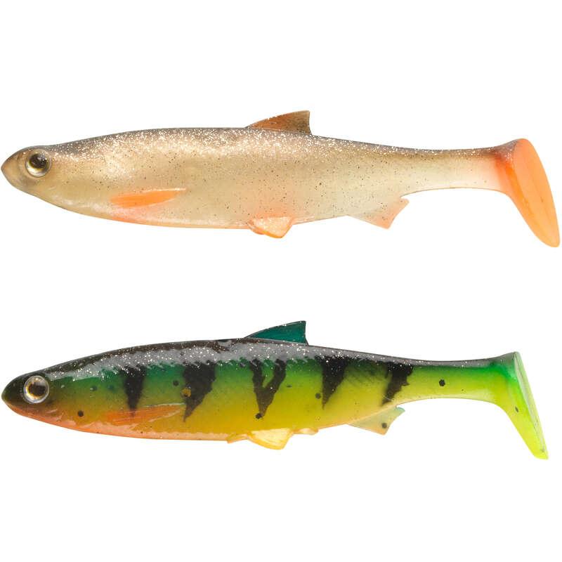 ARTIFICIALI MORBIDI TROTA E PERCA Pesca - Kit ROACH 60 CAPERLAN - Pesca