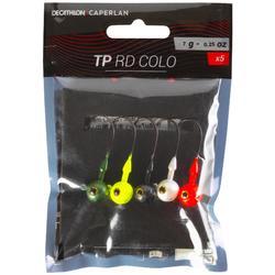 Bleiköpfe TP RD farbig 7 g