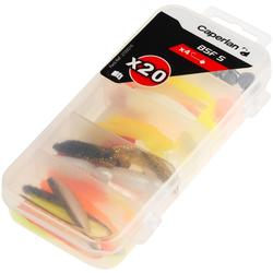 BOX SB BOX OF SOFT LURES S LURE FISHING