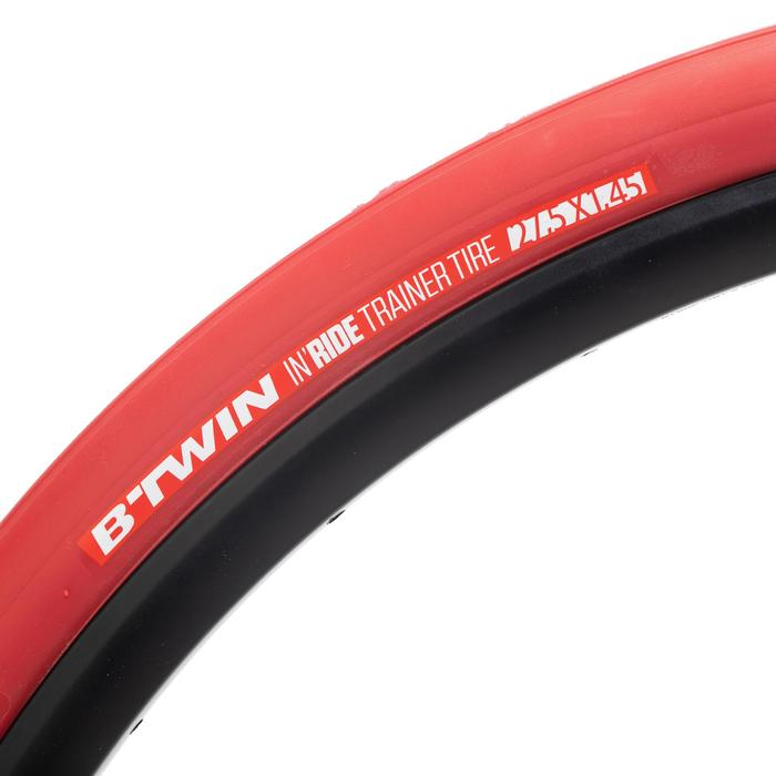 """Band rollentrainer B'TWIN 27.5"""""""