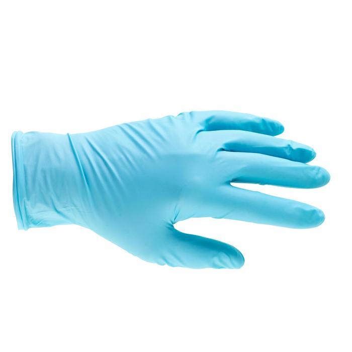 Set van 10 paar handschoenen voor wildverwerking kort