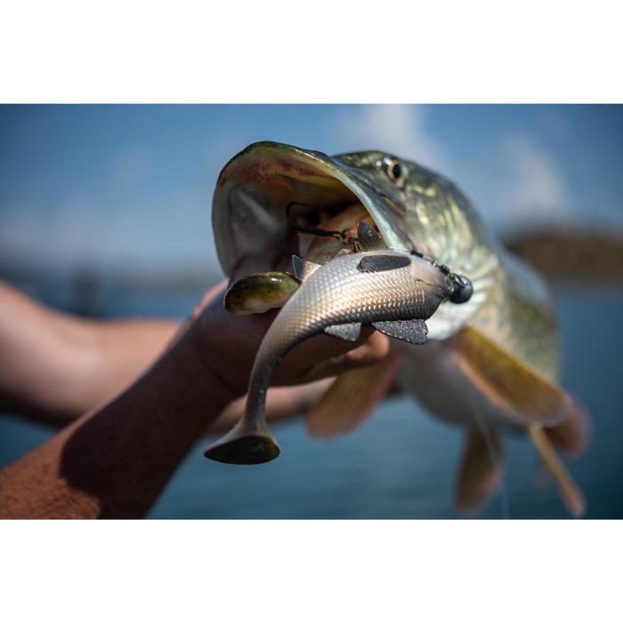 Gummifische Spinnfischen Perch RTC 170 Barsch/natur