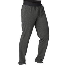 Men's Gentle Yoga Organic Cotton Bottoms - Grey