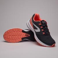 Chaussures jogging active adhé gris corail – Femmes