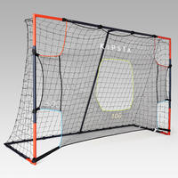 Soccer Target Practice Cover for SG 500 L and Basic Goal Size L 3x2 m