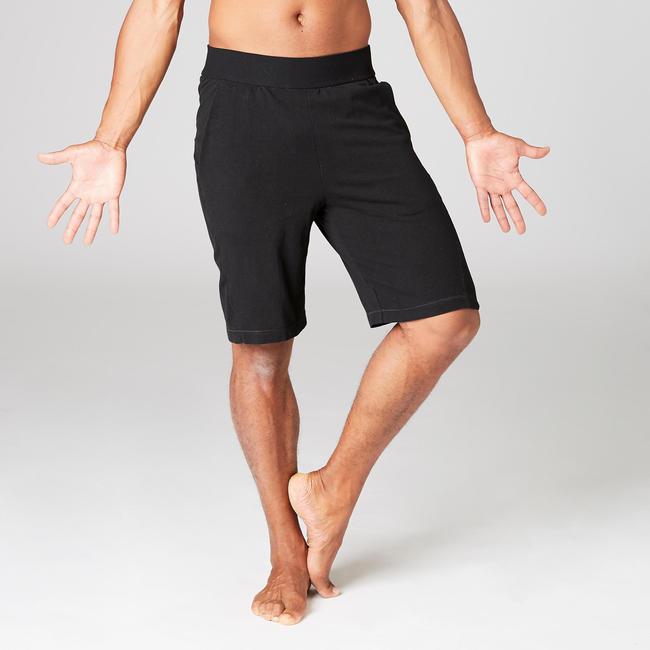 Organic Cotton Gentle Yoga Shorts
