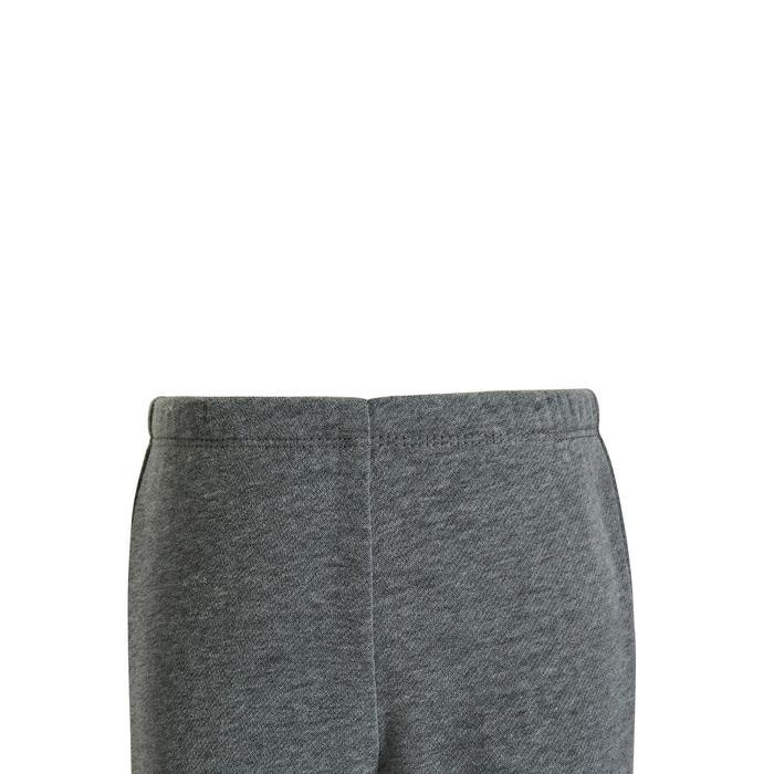 嬰幼兒保暖健身長褲100 - 灰色