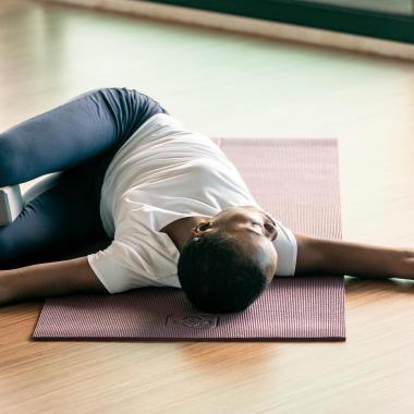 cc tenue de yoga doux