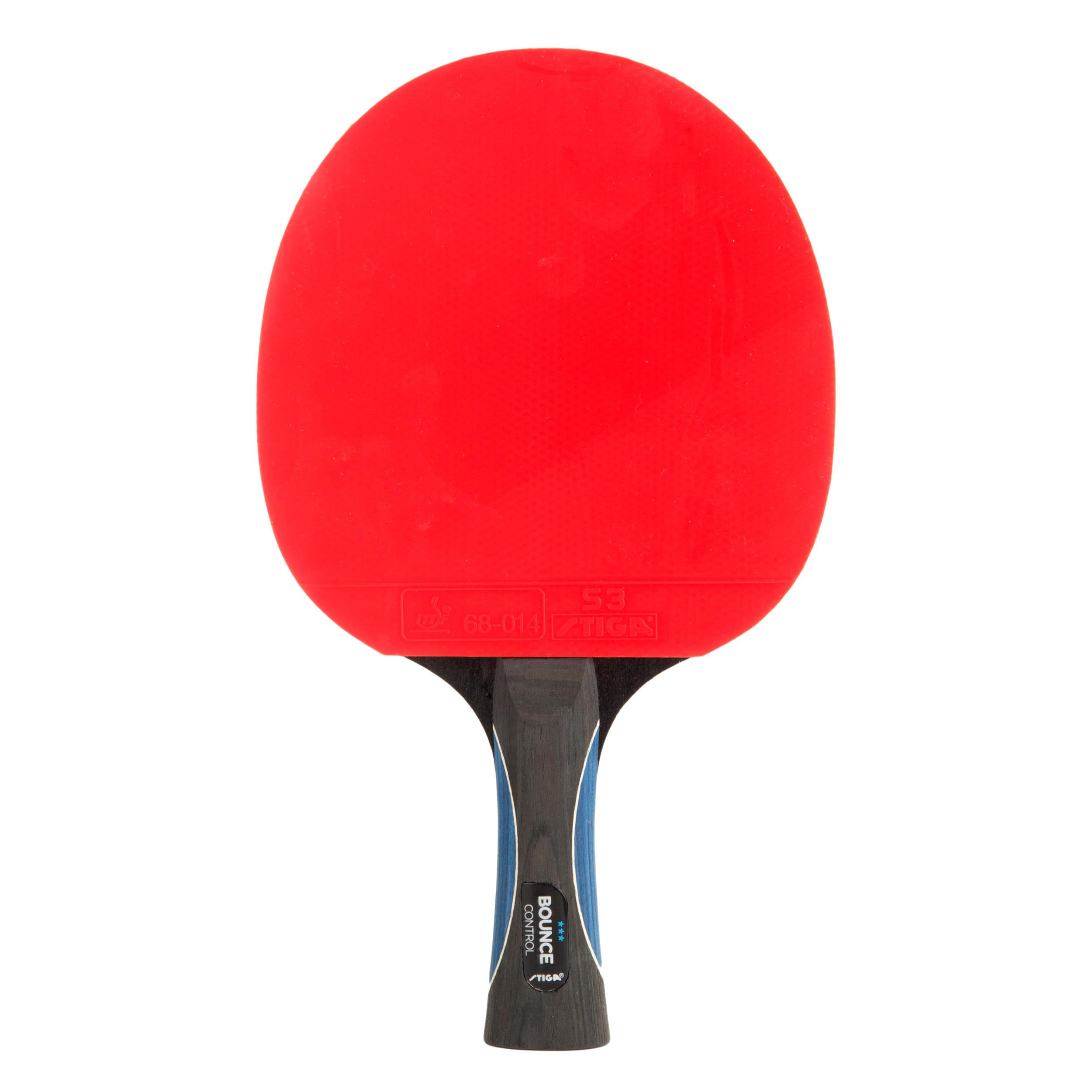 Stiga raquette de tennis de table indoor stiga bounce - Raquette de tennis de table decathlon ...