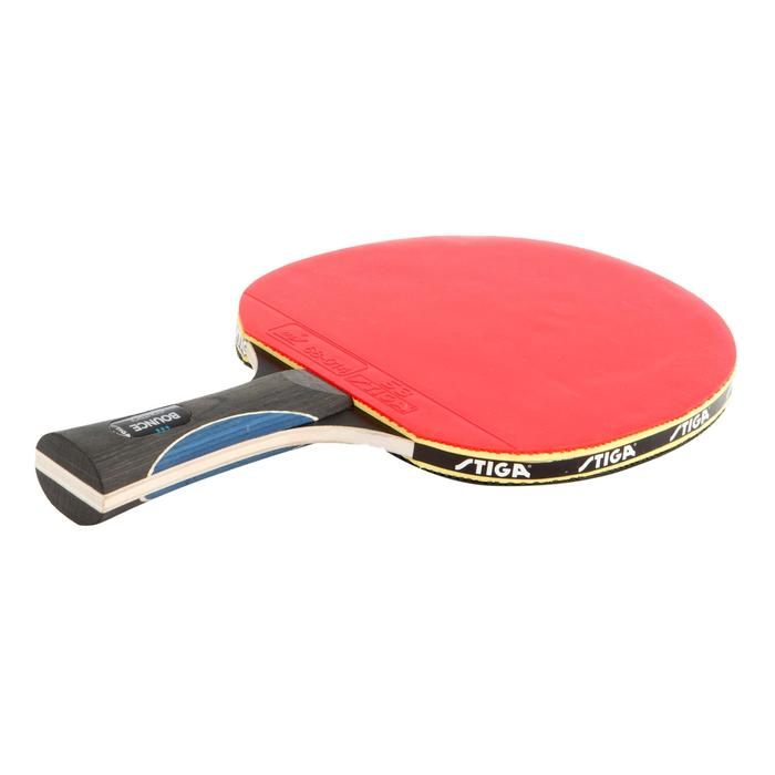 Tischtennisschläger Bounce Control 3* für das Techniktraining