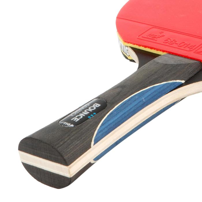 Stiga raquette de tennis de table free bounce control 3 decathlon - Raquette de tennis de table decathlon ...