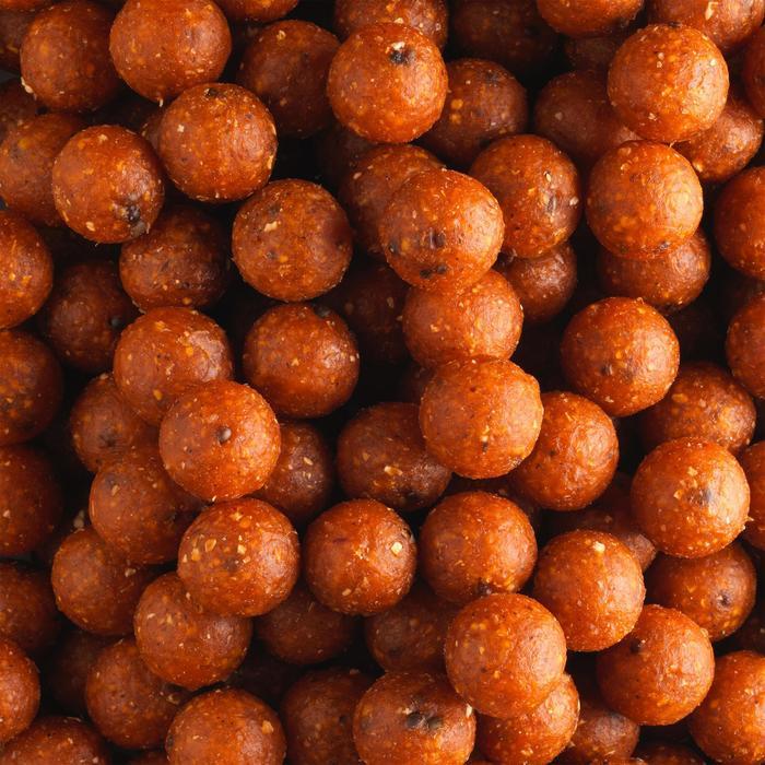 bouillettes pêche de la carpe wellmix monstercrab 14 mm 1 kg