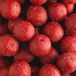 Boilies Wellmix 24 mm Erdbeere 1 kg