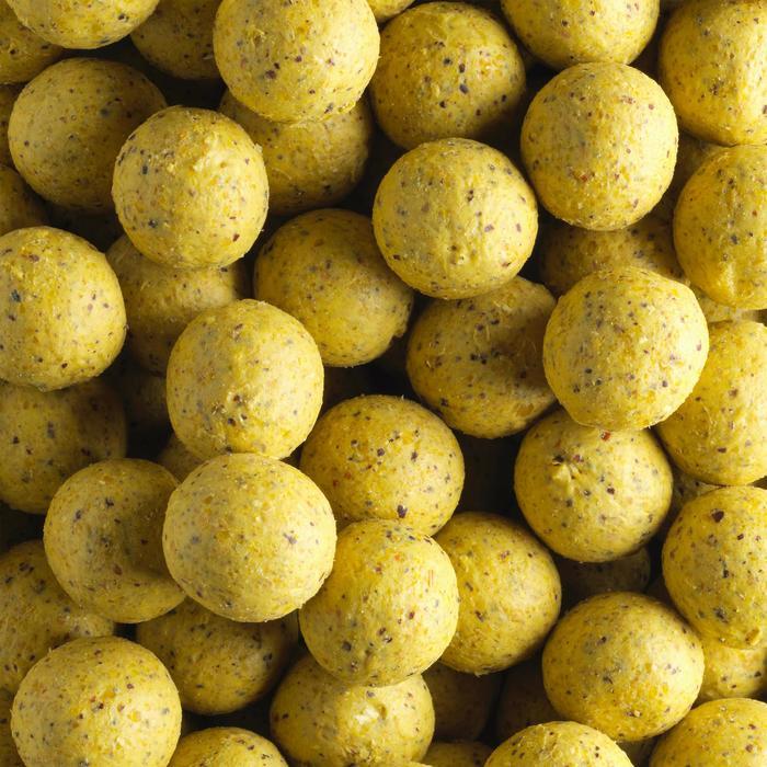 Bouillettes pêche de la carpe Wellmix 10 kg Ananas