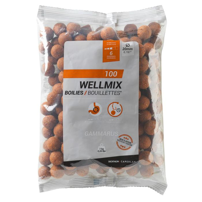 Wellmix Boilies Gammarus 20mm 1 kg