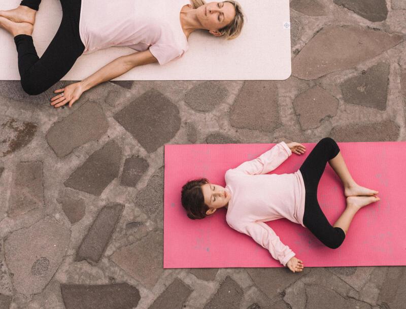 Yoga with Kid