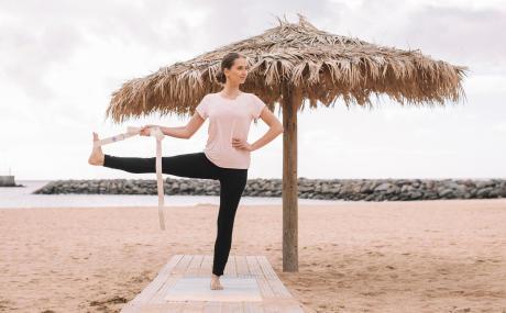 Nettoyage Tapis de voyage Yoga