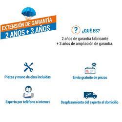 EXTENSIÓN DE GARANTÍA DOMYOS - MÁQUINA DE 250€ A 299,99€