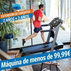 EXTENSIÓN DE GARANTÍA DOMYOS - MÁQUINA DE MENOS DE 99,99€