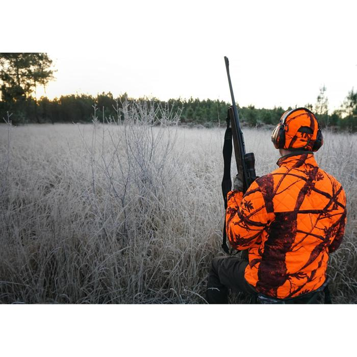 Uitschuifbaar jachtkrukje camouflage bruin