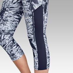 Dames kuitbroek voor jogging Run Dry+ blauw