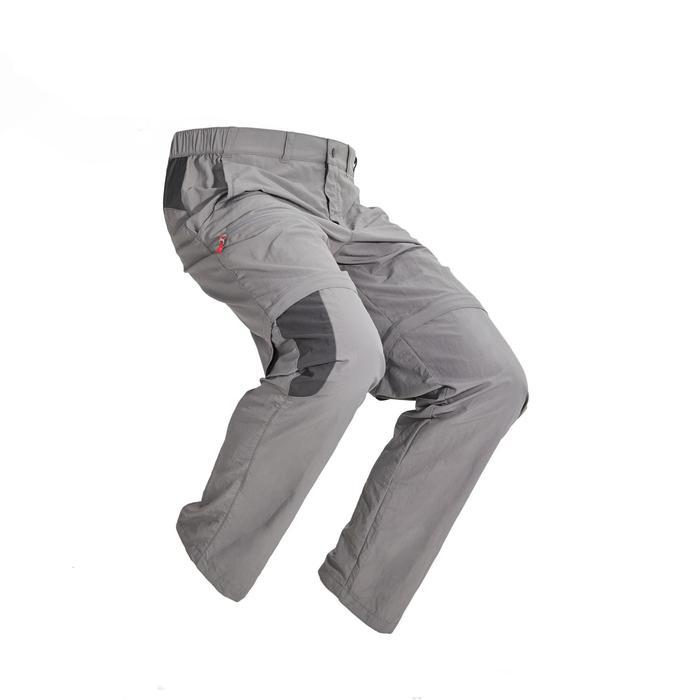 男款登山健行長褲MH150