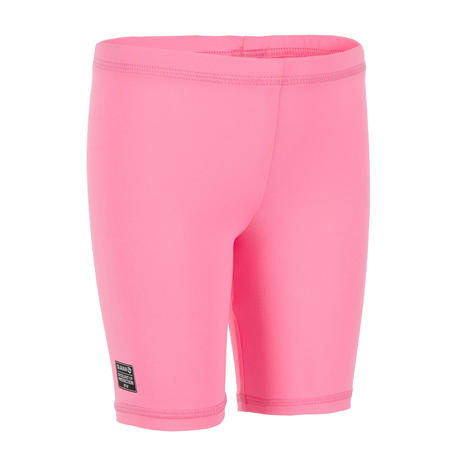 Surf 100 Baby UV-Protection Cropped Trousers - Pink