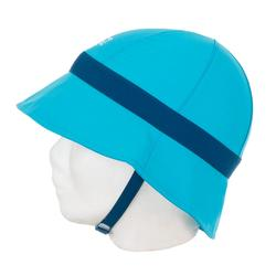 Gorro anti-UV surf bebé Azul