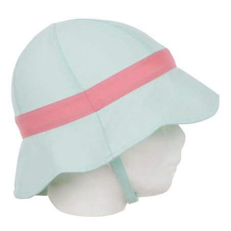 Baby UV Protection Surfing Hat - Violet