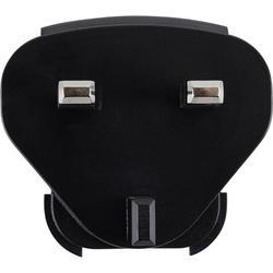 Cargador foco-linterna SCD de 800 Lm con haz regulable.