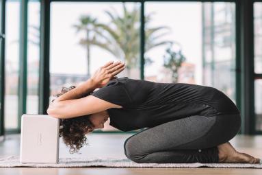 respiration yoga