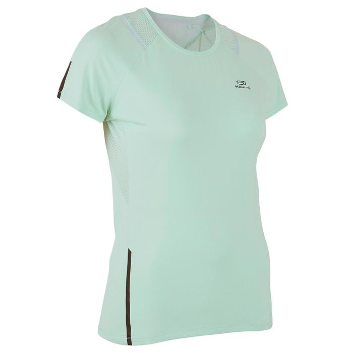 Laufshirt kurzarm Run Dry+ Damen mint