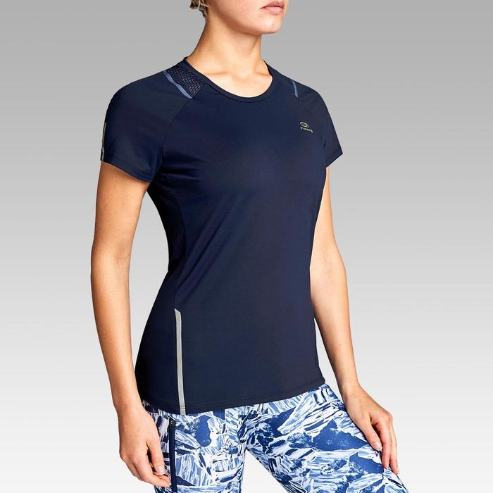 Run Dry+ Women's Running T-shirt - Navy
