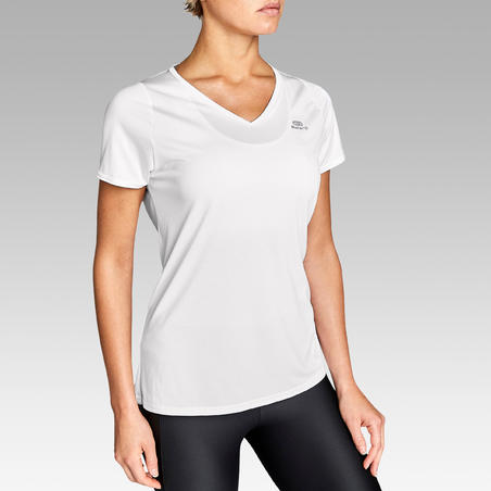 Playera Run Dry Blanca