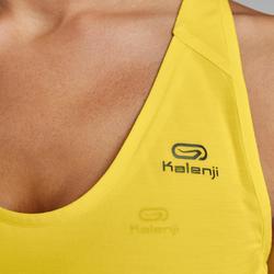 Lauftop Run Light Damen gelb