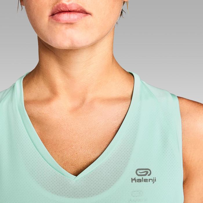 Lauftop Run Dry Damen mintgrün