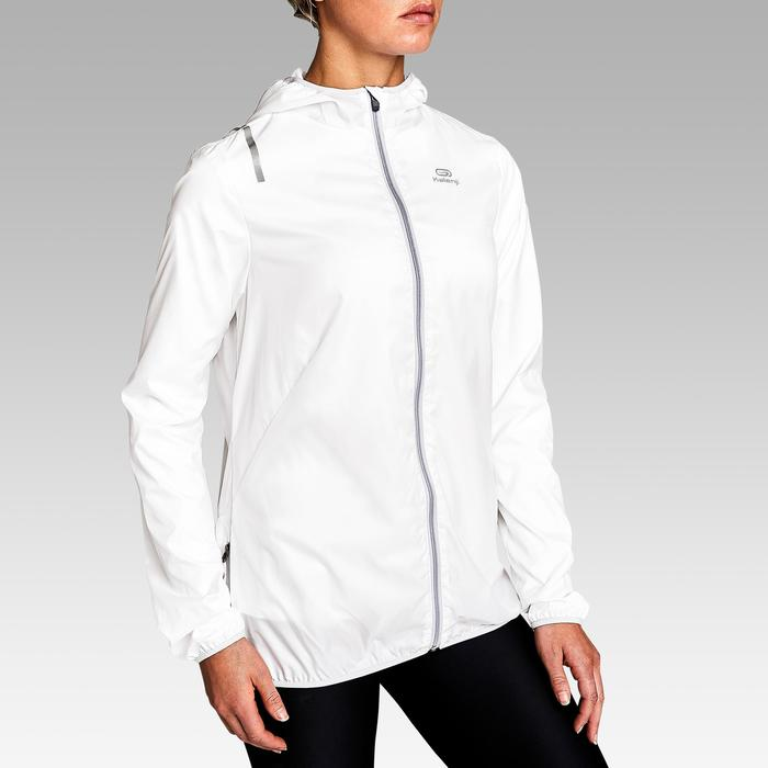 VESTE COUPE VENT RUNNING RUN WIND BLANCHE FEMME