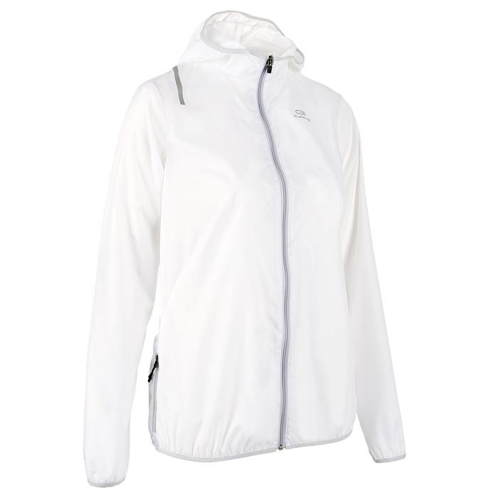 Laufjacke Run Wind Damen weiß