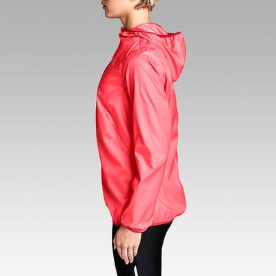 Жіноча вітровка Run Wind для бігу - Коралова