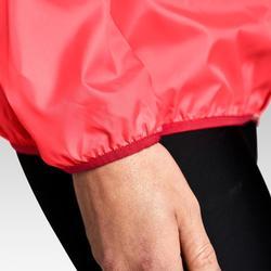 Run Wind Women's Running Windproof Jacket - Coral