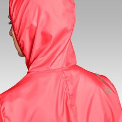 Laufjacke Run Wind Damen koralle