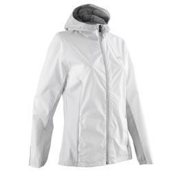 Run Rain Women's Running Jacket - White