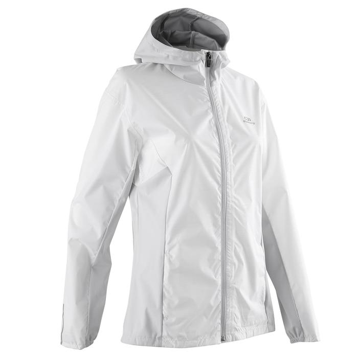 Run Rain Women's Running Jacket - White