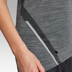 Run Light Women's Running Tank Top - Grey