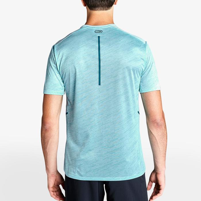 Laufshirt Run Dry+ Herren blau